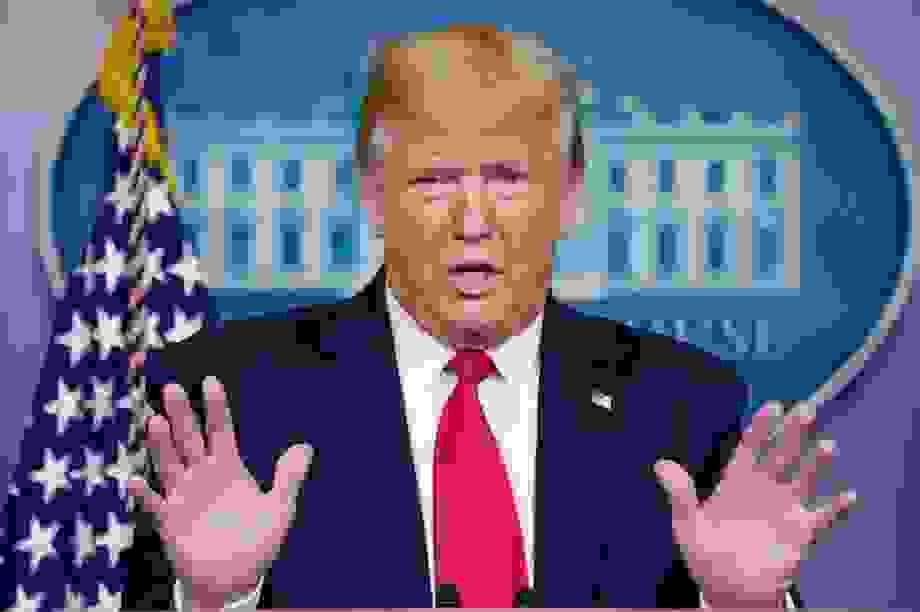 Ông Trump nói Mỹ chống dịch Covid-19 tốt, phản đối biện pháp phong tỏa