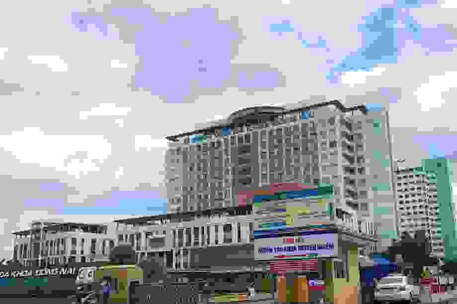 Phong toả 1 khoa của Bệnh viện đa khoa Đồng Nai