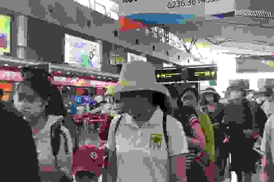 Đà Nẵng đổi chốt hạn du khách đăng ký chuyến bay về Hà Nội, TP HCM