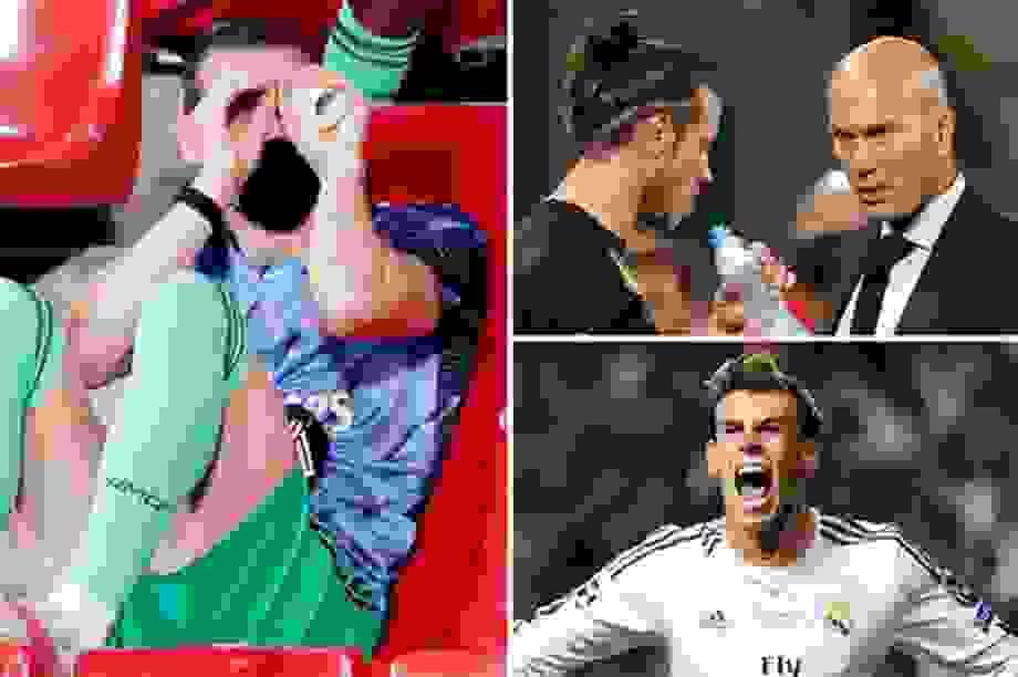 Gareth Bale trải lòng về sức ép khủng khiếp ở Real Madrid