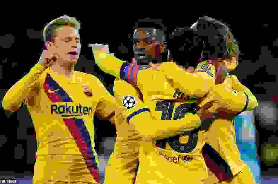 Barcelona - Napoli: Niềm tin vào Lionel Messi