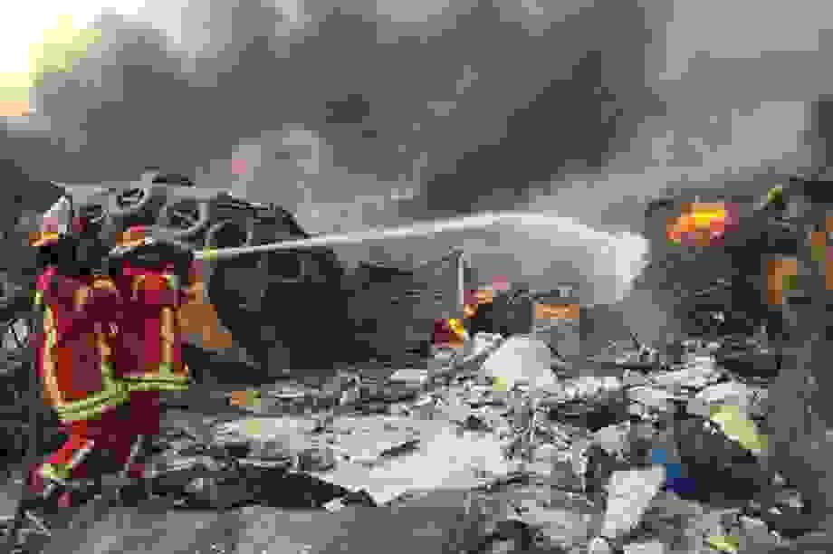 """Thảm kịch Beirut: Hàng nghìn tấn hóa chất bị """"bỏ quên"""" phát nổ sau 6 năm"""