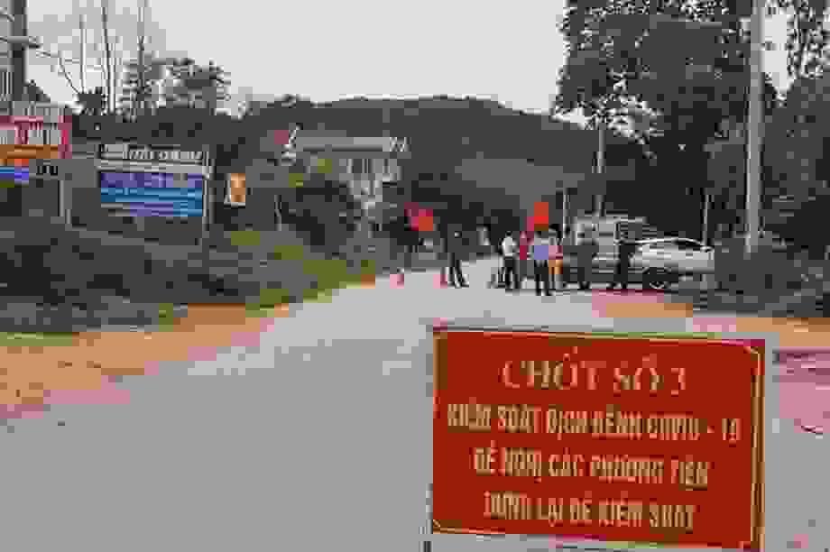 Ca nghi mắc Covid-19 ở Bắc Giang từng đến Quảng Ninh rồi tự cách ly tại nhà