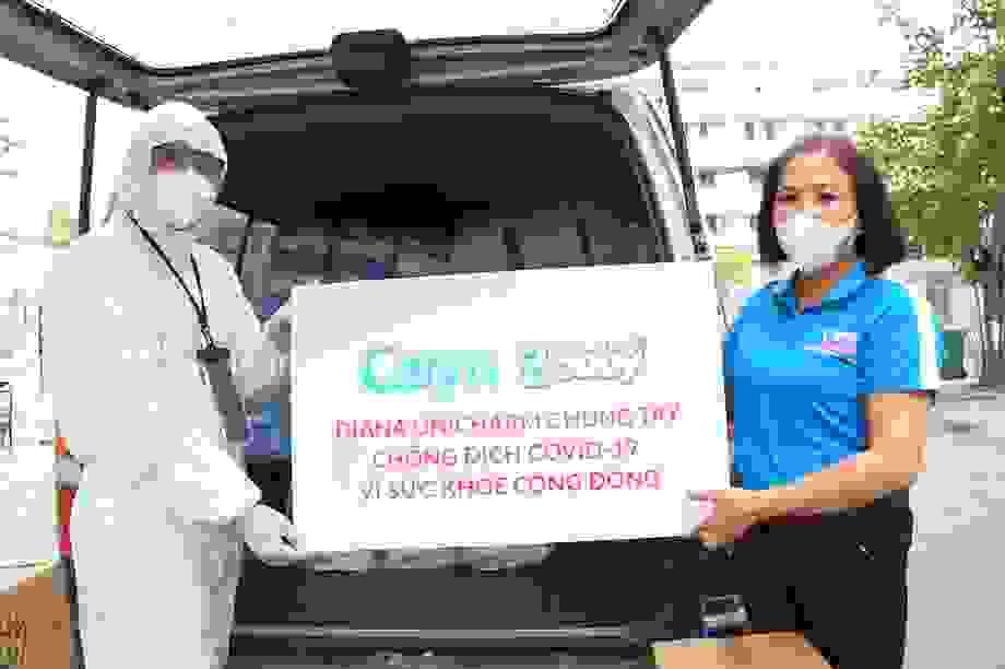 Diana Unicharm chung tay cùng cả nước hướng về Đà Nẵng