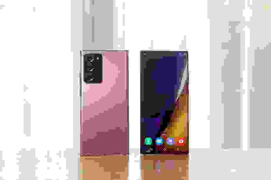 Chưa ra mắt, Galaxy Note20 đã lộ sạch