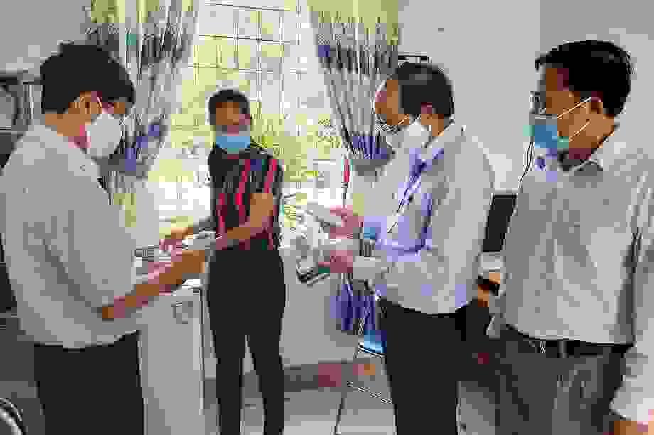 Phú Yên: Đo thân nhiệt bắt buộc và khai báo y tế đối với tất cả thí sinh
