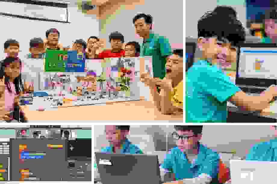 Một mô hình giáo dục Việt Nam được đánh giá cao bởi Tổ chức giáo dục Quốc tế
