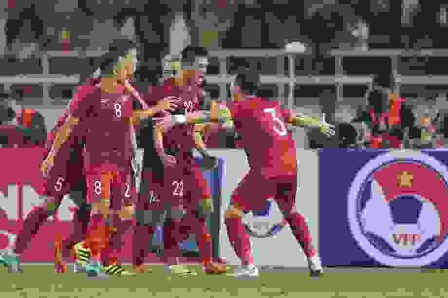 Đội tuyển Việt Nam chốt lịch đấu Malaysia, Indonesia và UAE