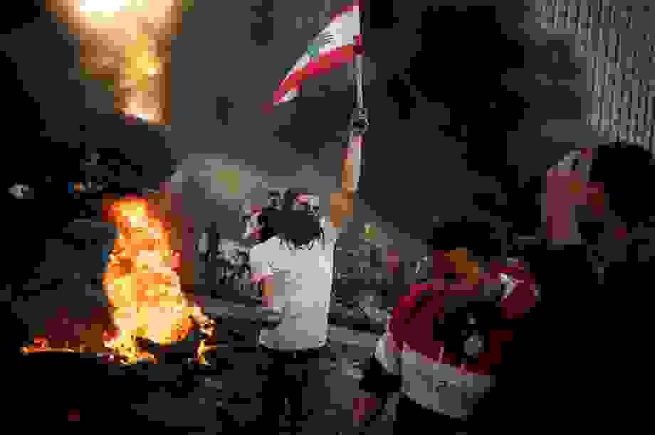 """Vụ nổ Beirut: """"Giọt nước tràn ly"""" thổi bùng cơn thịnh nộ của người Li Băng"""