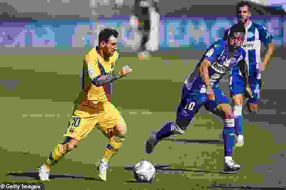 Messi sẽ chơi bóng ở Barcelona cho đến khi kết thúc sự nghiệp