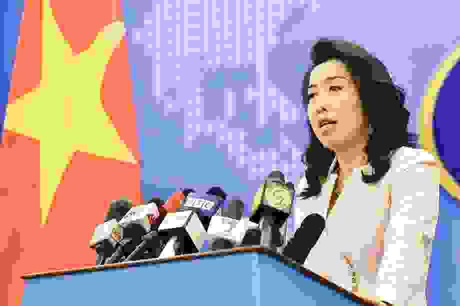 Việt Nam phản đối Trung Quốc xây dựng mạng lưới do thám Biển Đông