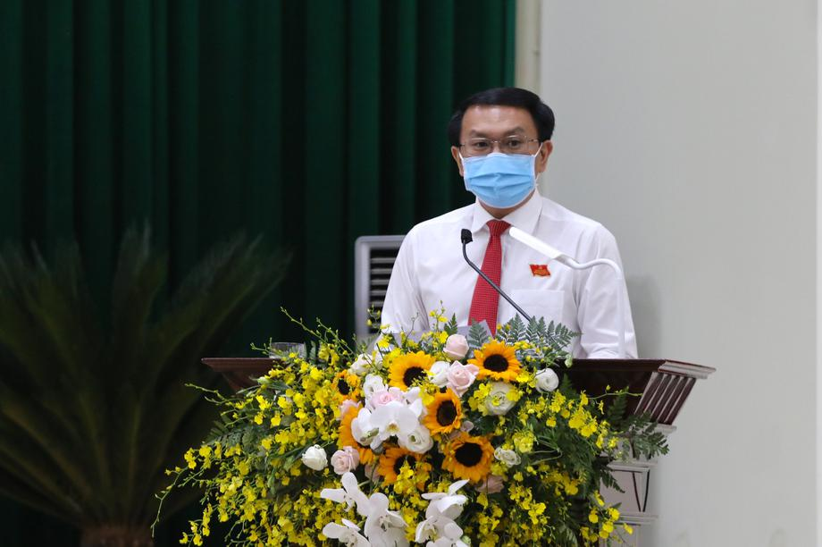 TPHCM: Ông Lâm Đình Thắng tái đắc cử Bí thư quận 9