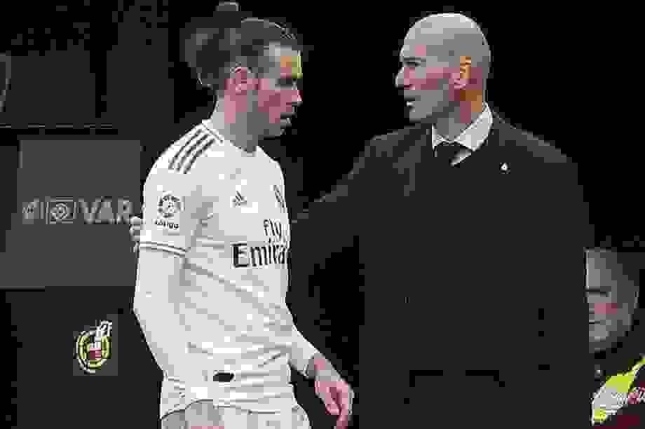 "HLV Zidane tiết lộ lý do ""trảm""  Gareth Bale ở trận gặp Man City"
