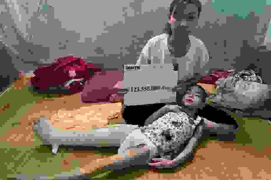 """Cậu bé chưa một lần gọi tiếng """"Mẹ ơi"""" được giúp đỡ hơn 123 triệu đồng"""