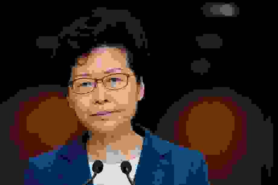 Mỹ công bố trừng phạt Trưởng đặc khu Hong Kong và 10 quan chức khác