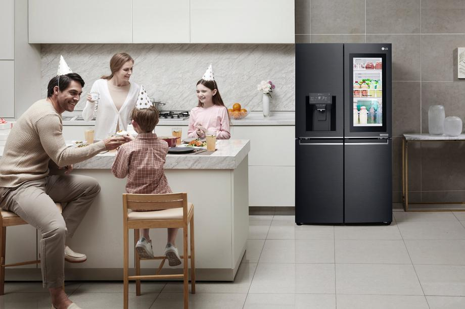 3 nguyên tắc chọn tủ lạnh cho gia đình đông thành viên