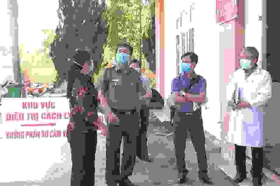 Đắk Nông: Người về từ Đà Nẵng bị viêm xoang, đồn mắc Covid-19