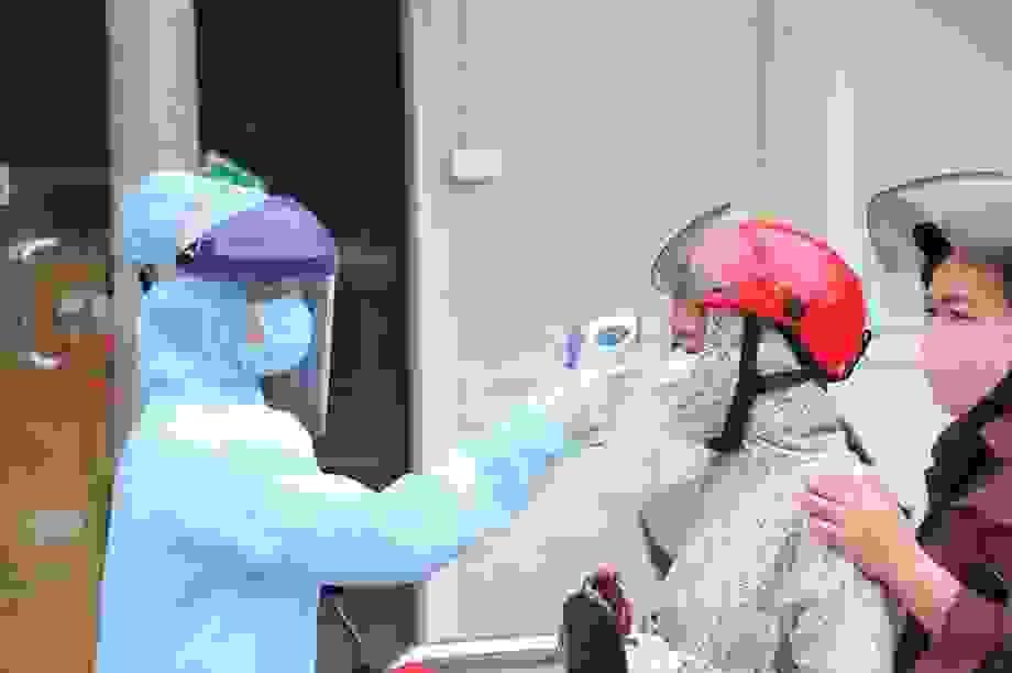 Có thể lập bệnh viện dã chiến tại Quảng Nam, Quảng Ngãi, Huế
