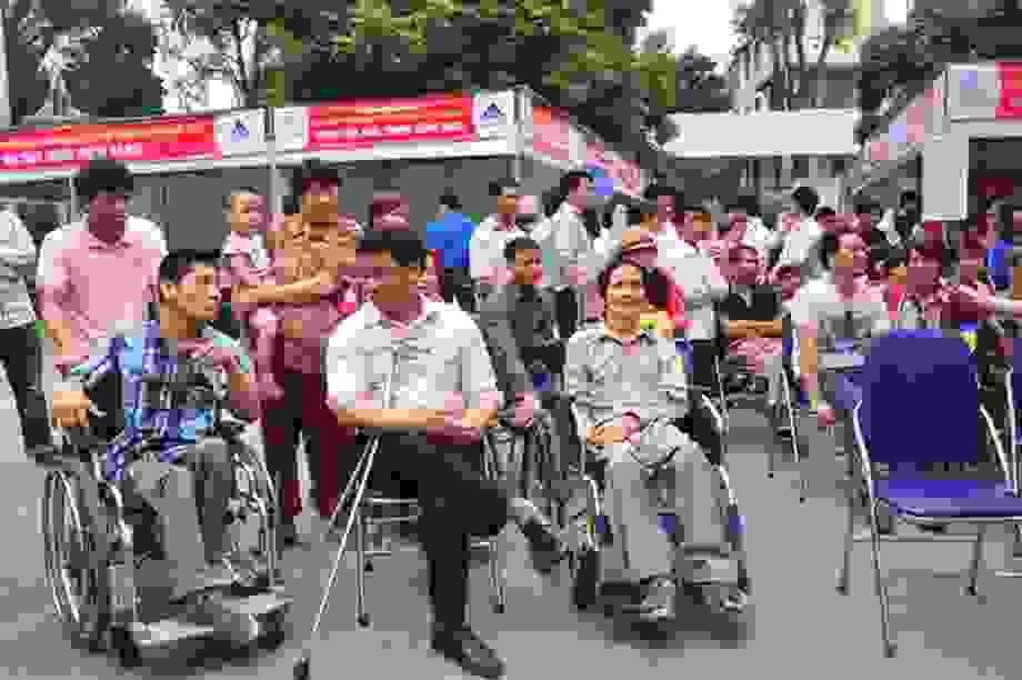 Hàng chục mục tiêu giúp đỡ người khuyết tật giai đoạn 2021 - 2020