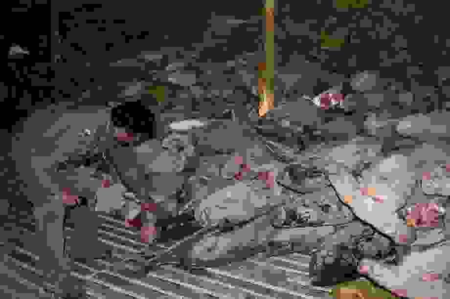 Đội tàu cá của Trung Quốc bị tố vét sạch vùng biển xa bờ