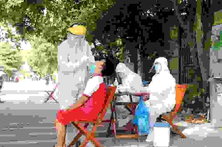 Ca mắc Covid-19 ở Quảng Nam là nhân viên quán bar, đi nhiều bar tại Đà Nẵng