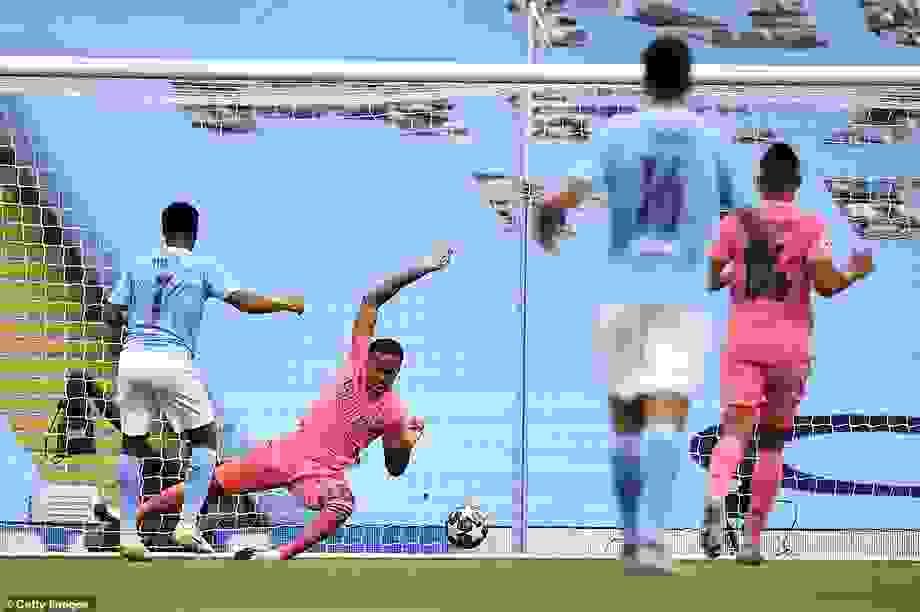 Hạ gục Real Madrid, Man City tiến vào tứ kết Champions League