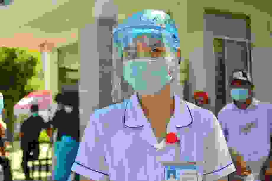 Ngày đầu Bệnh viện C Đà Nẵng mở cửa tiếp nhận bệnh nhân sau phong tỏa