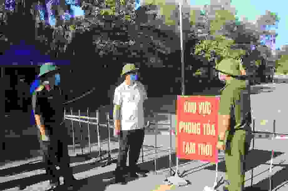 Quảng Trị: Thêm 2 ca dương tính SARS-CoV2, phong tỏa thêm 3 khu vực