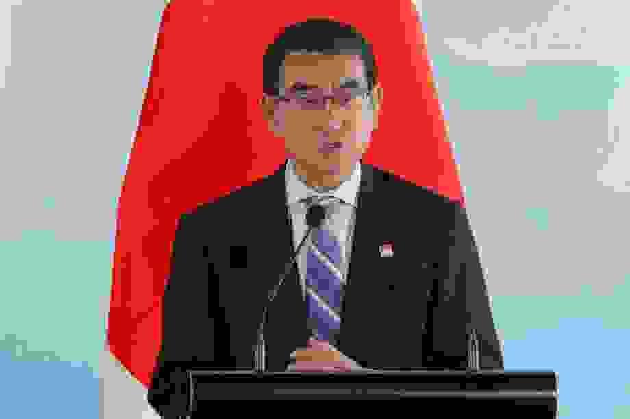 """Bộ trưởng Quốc phòng Nhật cảnh báo Trung Quốc """"trả giá đắt"""" ở Biển Đông"""