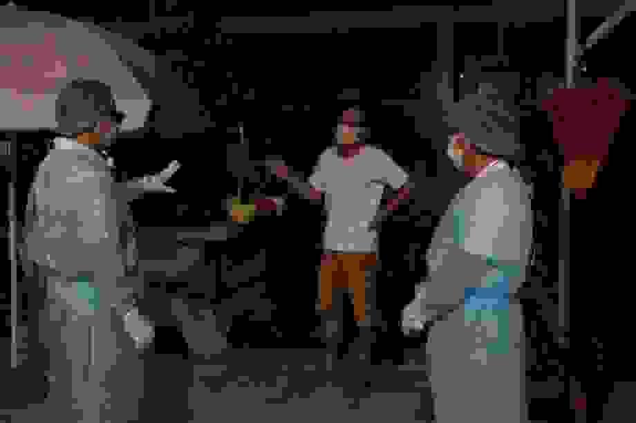 Quảng Ngãi:  Xuyên đêm truy vết F1 bệnh nhân 787