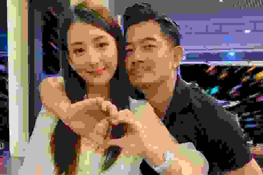 Vợ chồng Quách Phú Thành khoe ảnh ngọt ngào giữa tin đồn rạn nứt