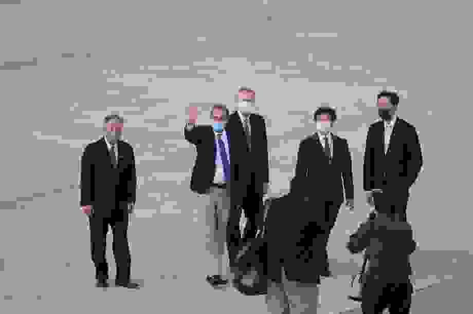 Bộ trưởng Mỹ thăm Đài Loan bất chấp Trung Quốc phản đối