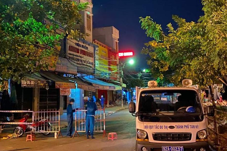 Quảng Nam: Đưa học sinh 11 tuổi đi cách ly vì nghi nhiễm Covid-19