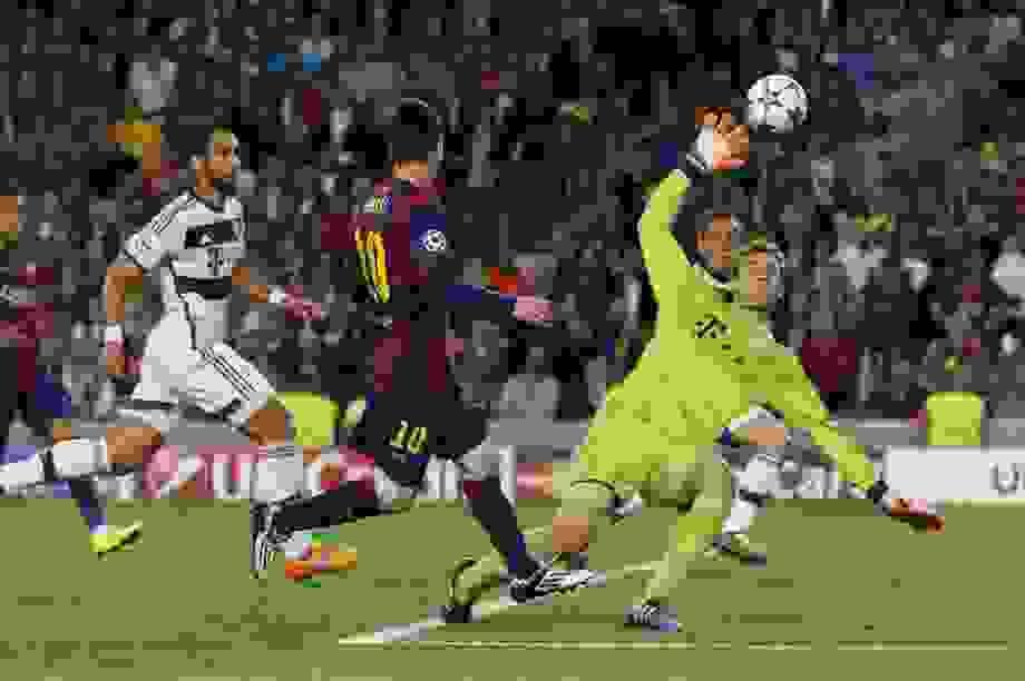 Barcelona đại chiến Bayern Munich ở tứ kết Champions League