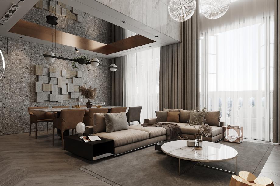 """Căn hộ Duplex Roman Plaza - cuộc sống thượng lưu theo """"chuẩn"""" riêng"""