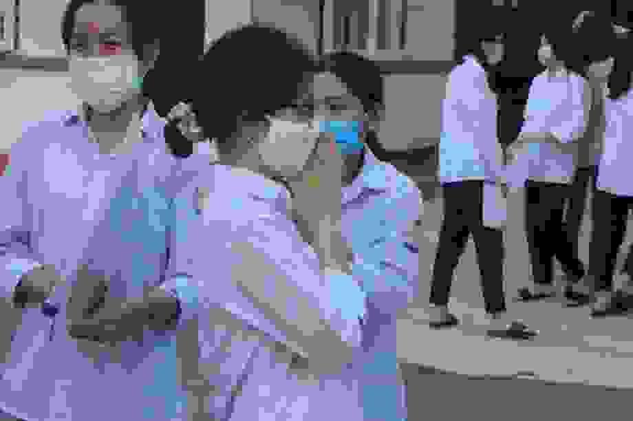 Hà Tĩnh: 15.356 thí sinh bước vào môn thi tốt nghiệp THPT đầu tiên