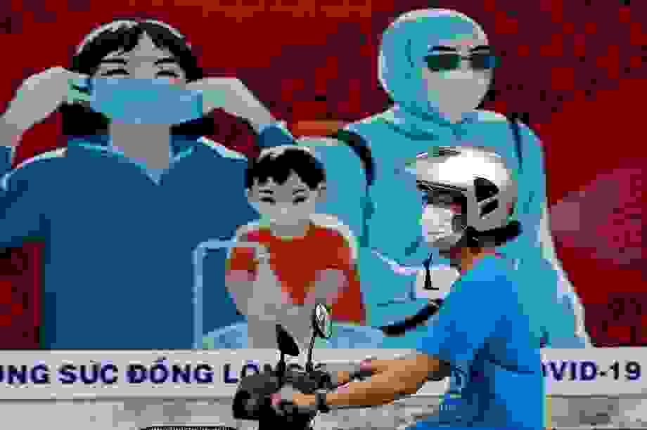 Chuyên gia quốc tế: Việt Nam phản ứng nhanh và mạnh với đợt bùng dịch mới
