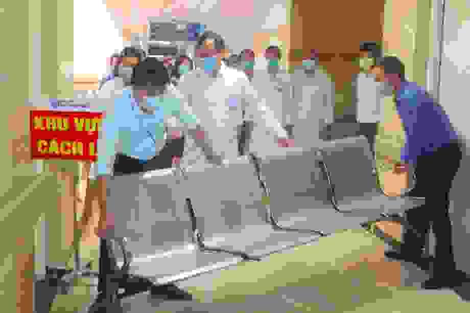Bỏ cách ly khoa Ung bướu bệnh viện Đa khoa Đồng Nai