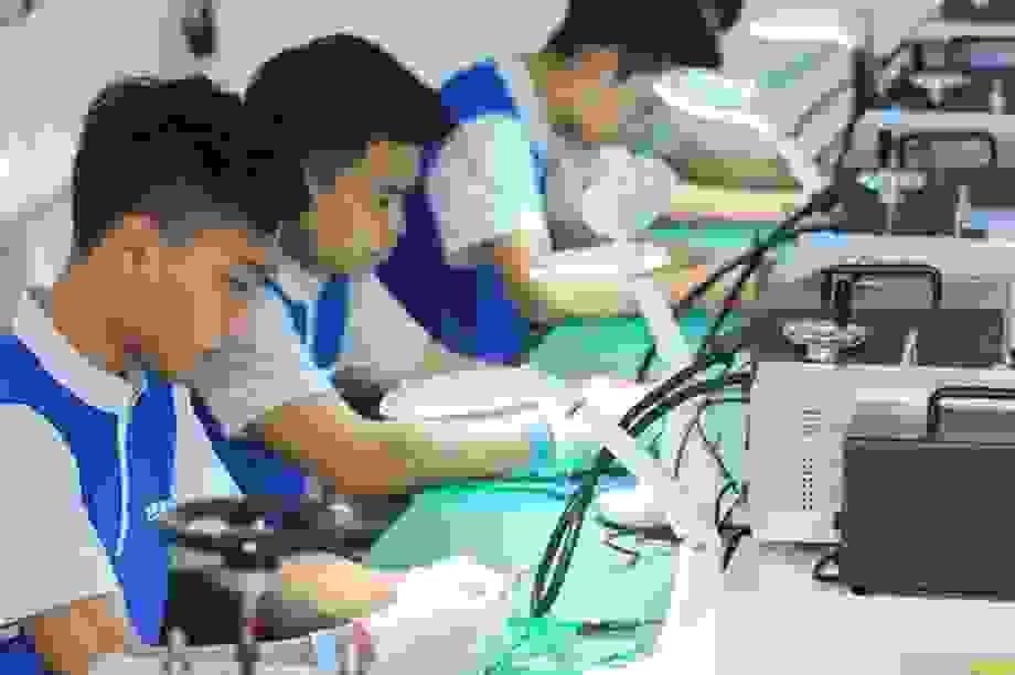 Cử nhân cao đẳng: Thu nhập trung bình khoảng 7,3 triệu đồng/tháng