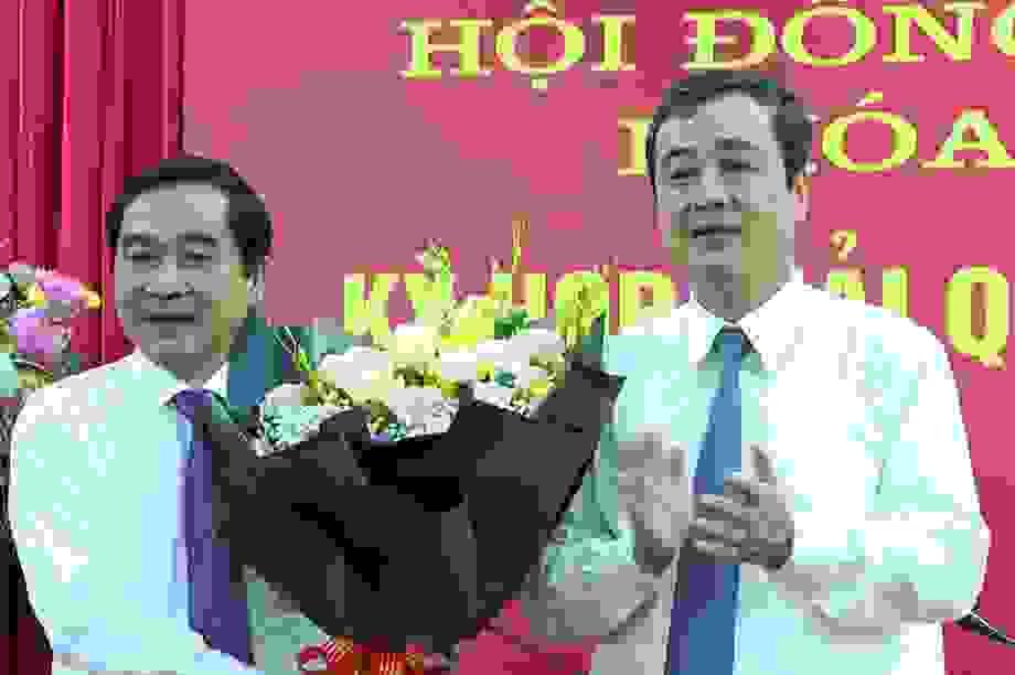 Ông Nguyễn Tiến Thành được bầu làm Chủ tịch HĐND tỉnh Thái Bình