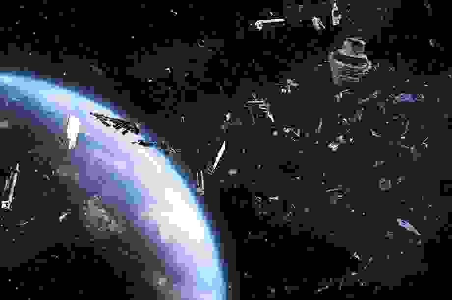 Phương pháp mới giúp theo dõi rác thải không gian