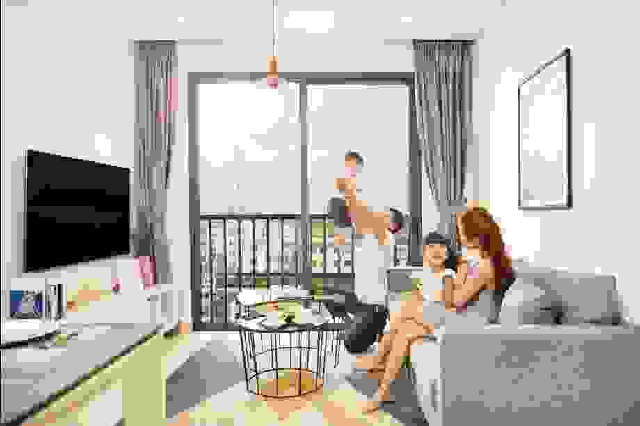 Ra mắt căn hộ dịch vụ cho thuê cao cấp tại Vinhomes Ocean Park
