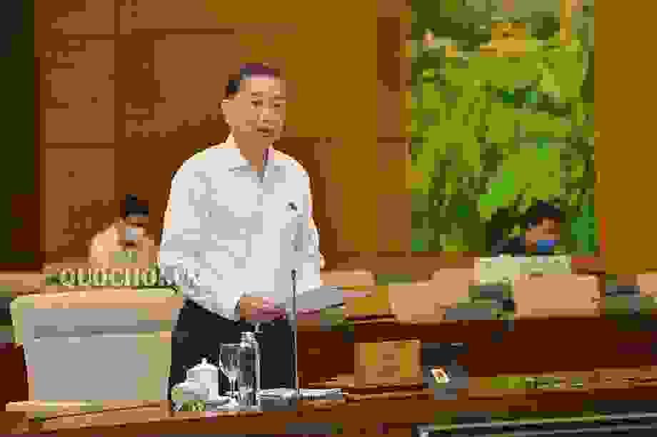 Bộ trưởng Công an nói về dự định gắn chip trên thẻ căn cước công dân