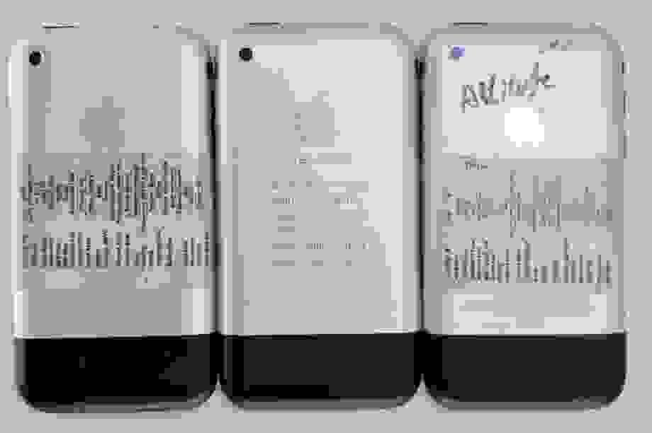 Hình ảnh nguyên mẫu iPhone 2G phiên bản chưa hoàn thiện
