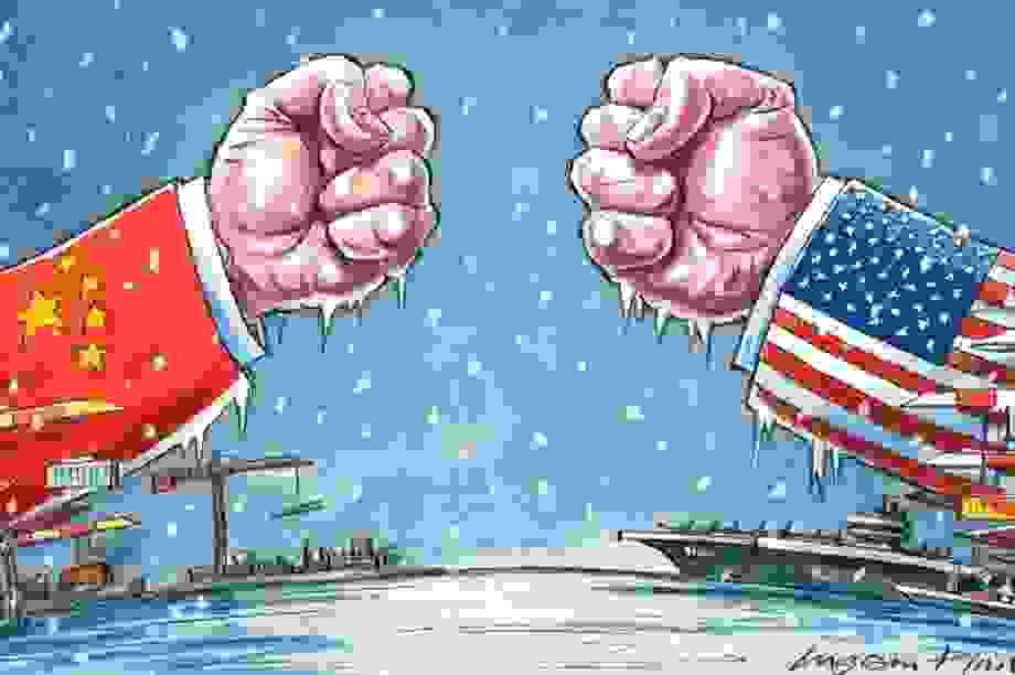 Chiến tranh Lạnh Mỹ-Trung Quốc là không thể tránh khỏi?