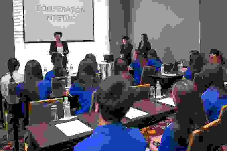 Ngành Hàn Quốc học ĐH Thái Bình Dương - Học tập với giảng viên bản xứ