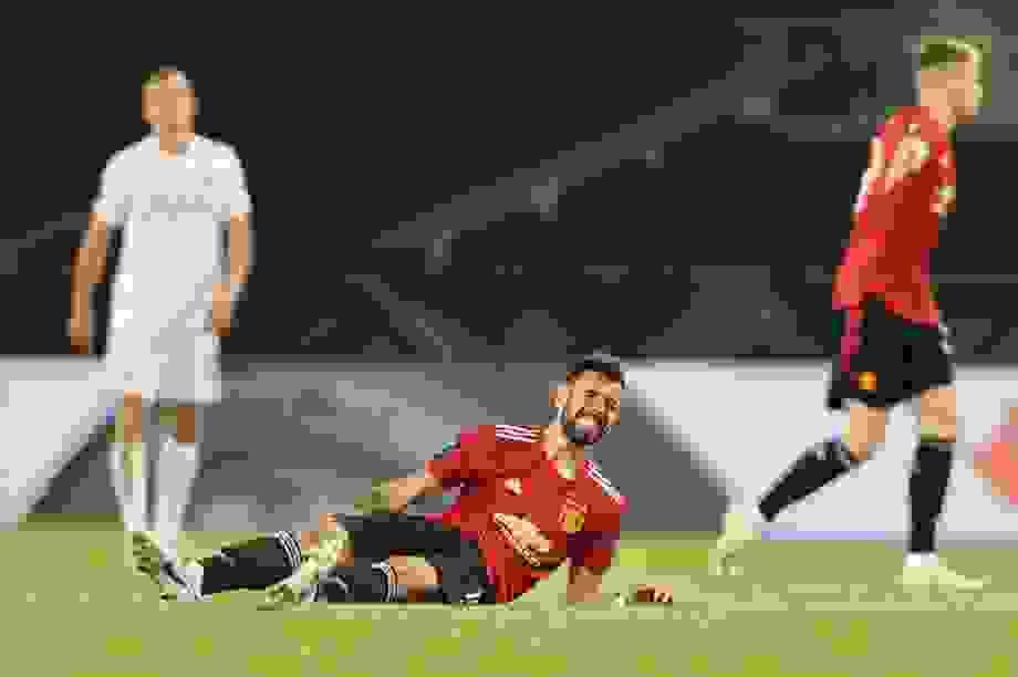 """Man Utd có thể """"lết"""" tới đỉnh cao với những đôi chân mệt mỏi?"""