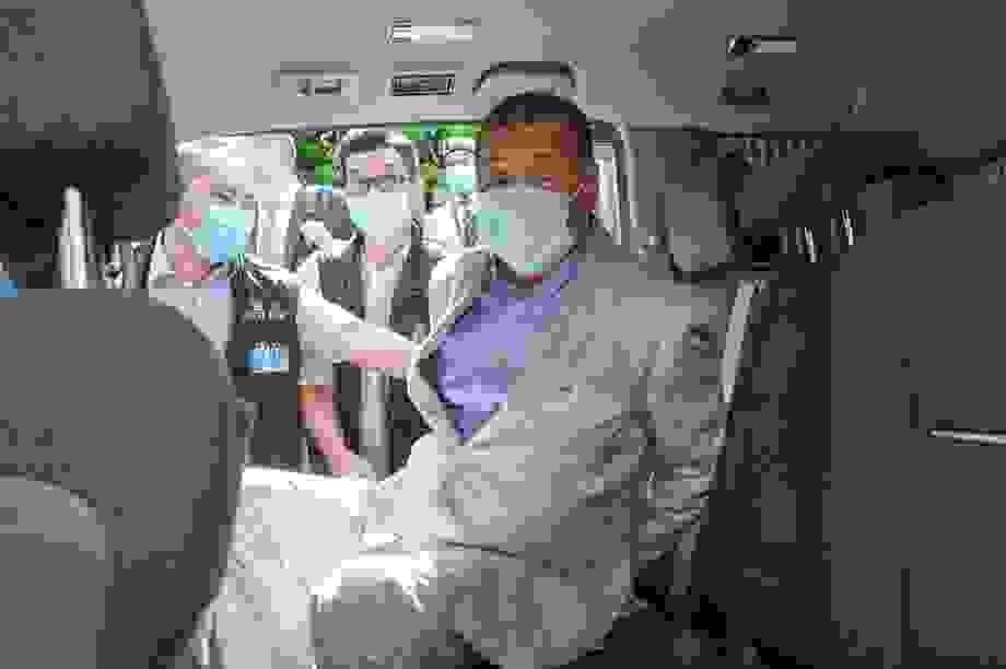 Nghi vấn trùm truyền thông Hong Kong nhận 129.000 USD từ nước ngoài