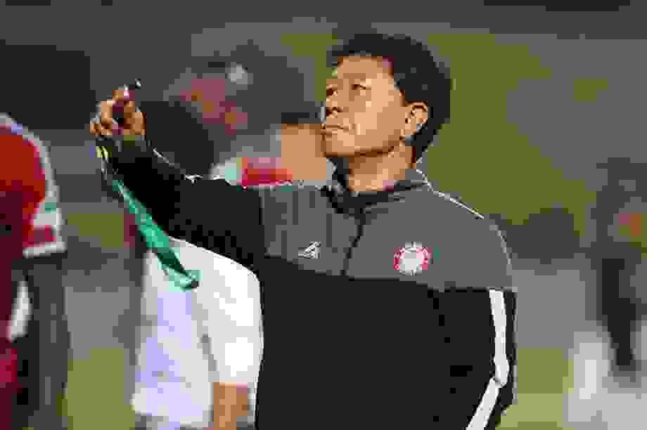 HLV Chung Hae Seong trở lại dẫn dắt CLB TPHCM