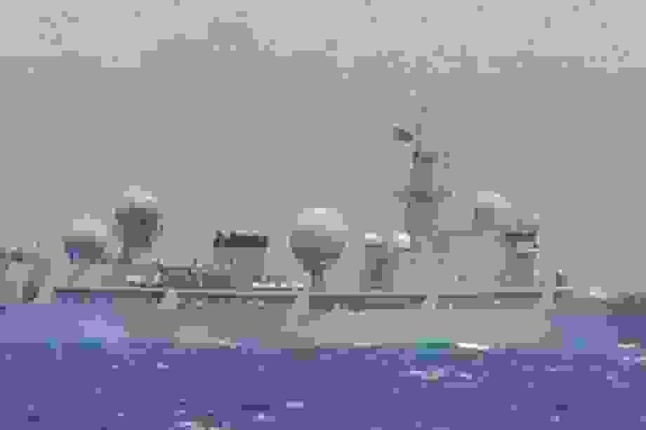 """Tàu Trung Quốc bị """"tố"""" khiêu khích để hải quân Philippines nổ súng trước"""